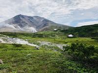 登山 2018年7月26日 旭岳 - フクちゃんのフライ日記