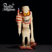 【ご予約商品】MUMMIE MAN SOFT VINYL TOY -Full Color Version- - おもちゃと雑貨のRPMのblog