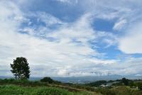 花の丘から榛名山 - 光画日記