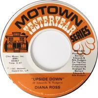Diana Ross – Upside Down / I'm Coming Up - まわるよレコード ACE WAX COLLECTORS