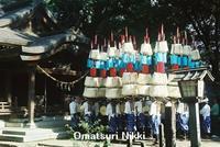 来週のお祭り「下水流臼太鼓踊」(宮崎県西都市 南方神社) - お祭り日記 2017-