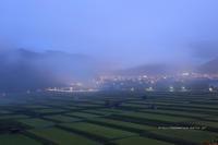 雨上がり - 野沢温泉とその周辺いろいろ
