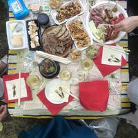 楽しかったワイン祭り - Cynthia Diary   Quiche &Finger Food