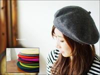 BAKARRA [バカラ] BERET [B518] [ベレー帽]MEN'S/LADY'S - refalt blog