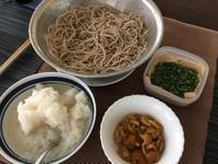なめこおろし蕎麦 - HAMAsumi-Life