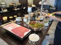 朝食。リッツカールトン大阪。 - rodolfoの決戦=血栓な日々
