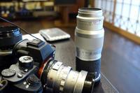 ヘクトール135ミリ - 絵で見るカメラ + plus