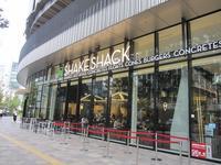 SHAKE SHACK 梅田阪神店 (大阪・梅田) - さんころのにっき