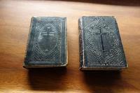 Book 290、29119世紀の宗教書 - スペイン・バルセロナ・アンティーク gyu's shop