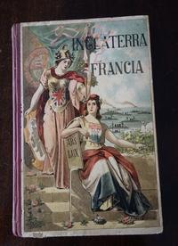 Book 293  19世紀のイギリスとフランスの旅行ガイド - スペイン・バルセロナ・アンティーク gyu's shop