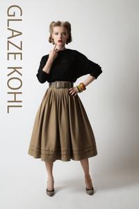 GLAZE KOHL- FIRST COLLECTION- VOL.4 - NUTTY BLOG