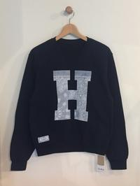 HOLLYWOOD RANCH MARKET / HRR H PATCH CN SWEAT - Safari ブログ