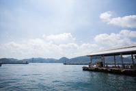 福岡旅行巌流島連絡船 - 尾張名所図会を巡る