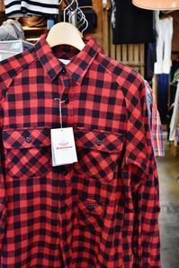 Battenwear  CHECK WORK SHIRTS!★! - selectorボスの独り言   もしもし?…0942-41-8617で細かに対応しますョ  (サイズ・在庫)