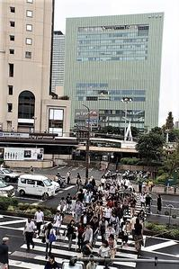 台風12号が関西を直撃、関西空港復帰に1か月・・・関西には関空の他に伊丹空港、神戸空港あり、観光客の不安を解消すべし - 藤田八束の日記