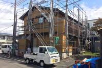 工事の節目 - 堺建築設計事務所.blog