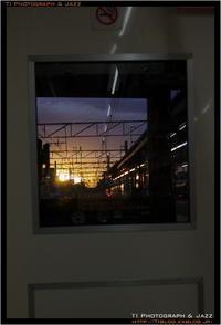 最後尾、車窓 - TI Photograph & Jazz