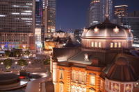 Tokyo night  walk - みけらぶさんぽ
