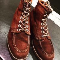 シューレースでアクセント - シューケア靴磨き工房 ルクアイーレ イセタンメンズスタイル <紳士靴・婦人靴のケア&修理>