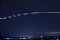 銀河鉄道の光 ~旭川空港~ - 自由な空と雲と気まぐれと ~ from 旭川空港 ~