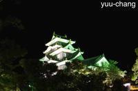 2018.8.10 夜の烏城 - 下手糞PHOTO BLOG