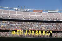 バルセロナ対ボカ(於:Barcelona) - MutsuFotografia blog