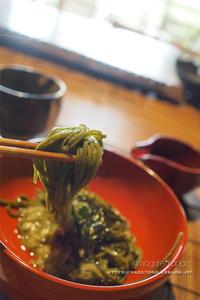 7月のカフェ活②**近場隠れ家お蕎麦 - きまぐれ*風音・・kanon・・
