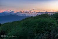 涼しい週明け - 撃沈風景写真