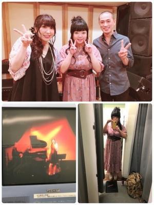 rinoトーク&ライブ「melodiumeeting Vol.3」霜月はるかちゃんと? - CooRie Official Blog『夢降ル夜に君想フ』