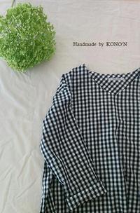 買いすぎた型紙の正体 - 子ども服と大人服 KONO'N