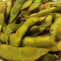 枝豆は蒸すのが美味しい - 線路マニアでアコースティックなギタリスト竹内いちろ@三重/四日市