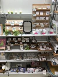 東急ハンズ博多店ことりマルシェ2018 in HAKATA出張関西つうしんブースで参加しております - 雑貨・ギャラリー関西つうしん