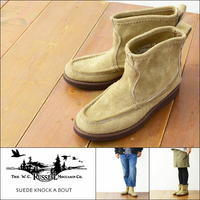 RUSSELL MOCCASIN [ラッセル モカシン] SUEDE KNOCK A BOUT ブーツ・スエード・MEN'S/LADY'S - refalt