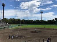 高校野球・秋季大会の応援 - つれづれ日記