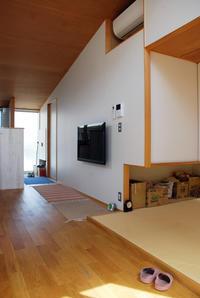 6ヶ月点検/アフターケア/11坪の平屋/岡山 - 建築事務所は日々考える