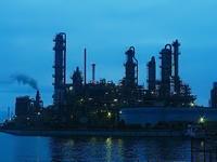 京浜工業地帯工場夜景 - 風の香に誘われて 風景のふぉと缶