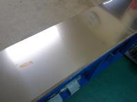 銅0.1ミリのレーザー切断 - ステンレスクリーンカットのレーザーテック