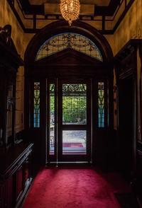 京の夏の旅~長楽館「御成の間」 - 鏡花水月