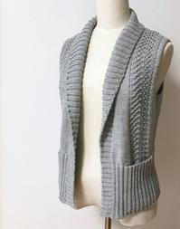 卒業制作④ - セーターが編みたい!