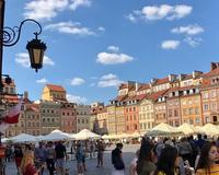 ワルシャワの旅  26 賑やかな旧市街を歩く - FK's Blog