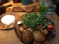 無農薬野菜レストラン 『STAND BY FARM』@銀座 - 体にやさしい雑穀Life色々・・・