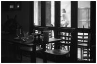 昼食時間後のcafe - BobのCamera