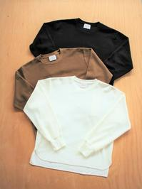 blurhms New Rough&Smooth Thermal L/S (LADIES ONLY) - 『Bumpkins putting on airs』