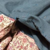 前に作ったトートバッグを修正 - *Smile Handmade* ~スマイルハンドメイドのブログ~