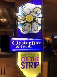 ラスベガス2018GW☆Oyster Bar & Grill - らすこり日記