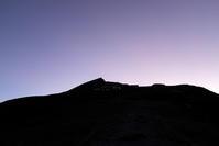 白馬三山縦走 3日目その1 白馬岳 - アサクフカク