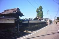 鶴岡市家中新町大督寺前通り - 「 ボ ♪ ボ ♪ 僕らは釣れない中年団 ♪ 」Ver.1