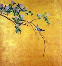 産経学園新百合ヶ丘教室にて「日本画の薔薇」がありました。 - バラとハーブのある暮らし Salon de Roses