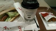 KFC 『ホットドッグ プレーンセット』 - My favorite things