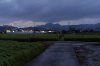 台風一過 ~期待はずれの夜明け - katsuのヘタッピ風景